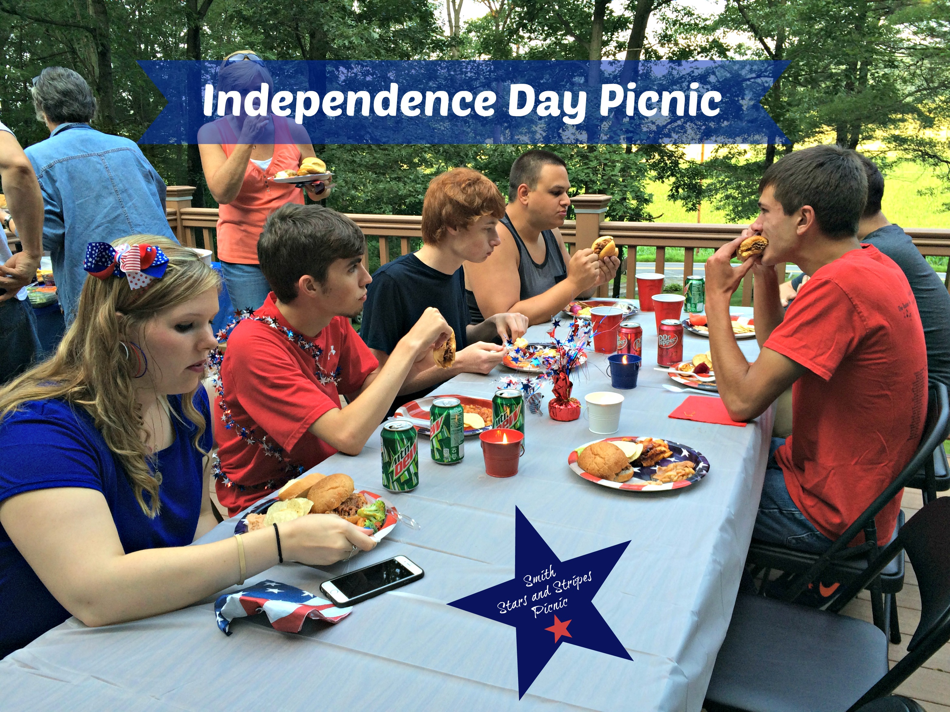 Independence Day Picnic
