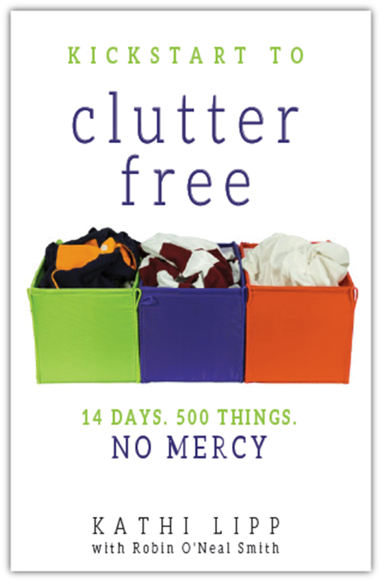 Clutter Free E-Course