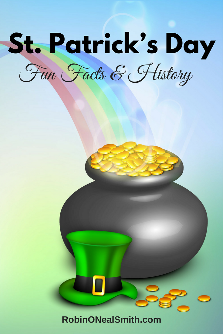 St. Patrick's Day Fun Facts and History